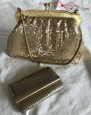 Vintage Gold  Oroton Purse As New