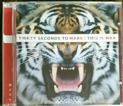 thirty seconds to mars, this is war, ek