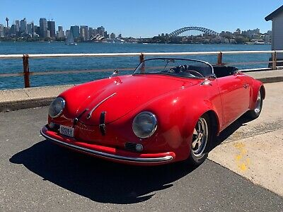 Stunning Porsche 356 Speedster Outlaw -Amazing condition - all recently restored