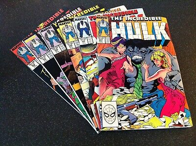 Marvel's Incredible Hulk Peter David Almost Complete (Not McFarlane) 137 Issues
