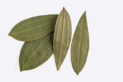 Dried Indian Bay Leaves (Tej patta) - 50 gm