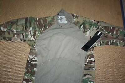 049d339a7c42 Massif Flame Resistant Army Combat Shirt Sz Large NEW NWT