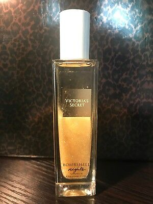 99a0cb9809 Rare Victoria s Secret Bombshell Nights Shimmer Fragrance Oil 1.7oz New  Unboxed