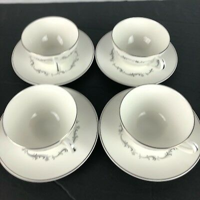 Royal Doulton Coronet China H4947 teacup & Saucer cup plate