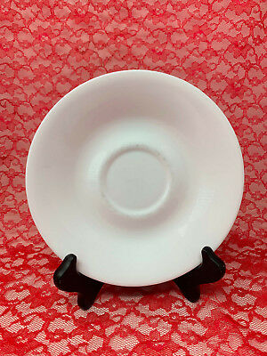 "Corelle WINTER FROST White Saucer 6-1/4"" (18-2441D)"
