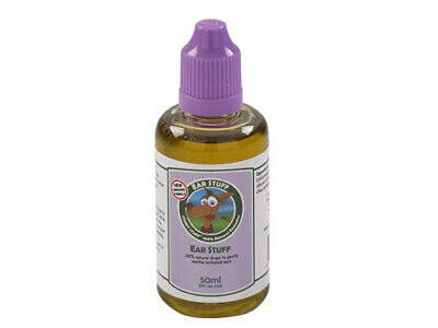 Stinky Stuff - Ear Remedy for Dogs with Irritable, Itchy Ears