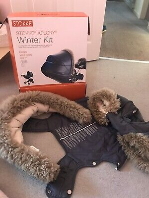 STOKKE xplory Winter Kit Navy