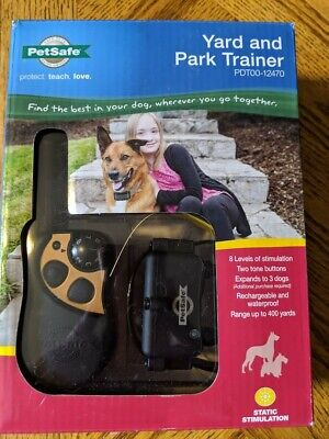 PetSafe Yard and Park Trainer Rechargeable 400 Yd PDT00-12470