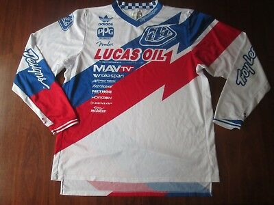 f3c5ba42d4979 TROY LEE DESIGNS Adidas LE Ultra Mens Bicycle Short Sleeve Jersey ...