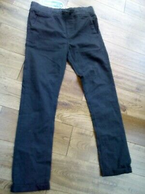 New bule zoo black trousers size 10years old