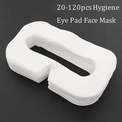 20-120Pcs Disposable Hygiene Eye Face Mask Patch Face Covers For HTC Vive VR