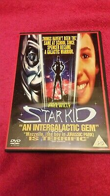 Star Kid Joseph Mazzello  Dvd Vgc Fast Post