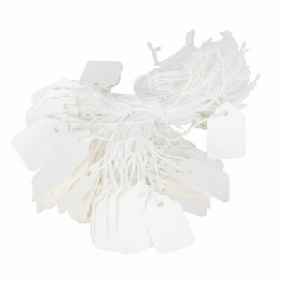 100pcs Blank Paper Hang Tags Wedding Party Favor Label Price Gift Card I1K5 I1K5