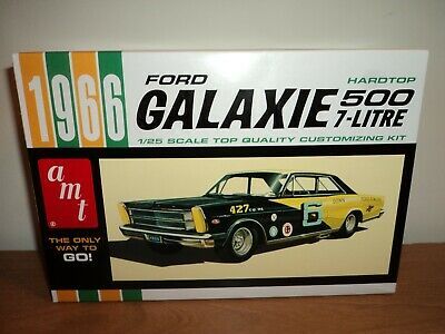 1966 FORD 7-LITRE 7 LITRE GALAXIE TIRE PRESSURE DECAL