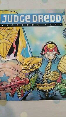 Judge Dredd Yearbook 1993