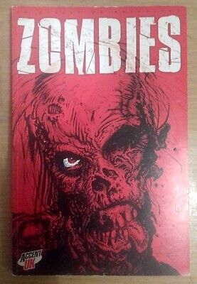 Zombies An Accent UK Anthology TPB 2007