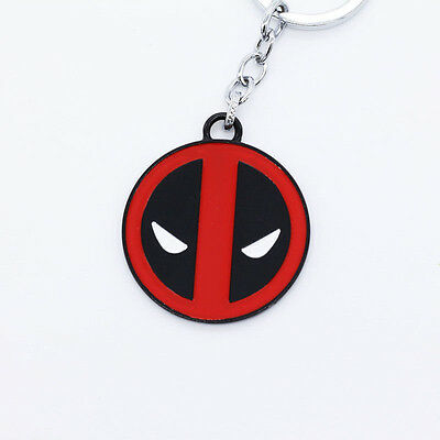 Deadpool -Marvel Superhero Limited Edition Metal Keyring/Keychain - UK SELLER