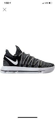 b3404d8322a4b NIKE ZOOM KD 10 KDX Mens Size 18 Basketball Shoes Igloo 897815 002 ...