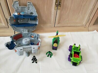 imaginext vehicles andHasbro Star Wars Galactic Heroes Millennium Falcon w/ 2