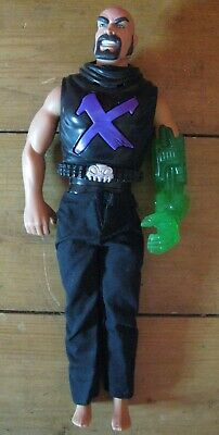 ACTION MAN EVIL Dr X with green arm Hasbro 1998 - £7 99