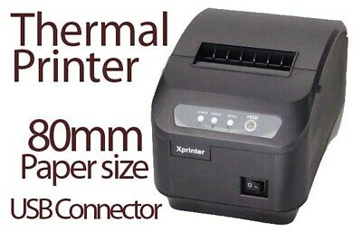 80Mm Thermal Receipt Printer For Pos Systems – Usb Or Ethernet