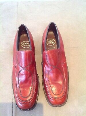 New Mens Vintage 70's Julius Marlow Shoes Size 9.5 Brand New...