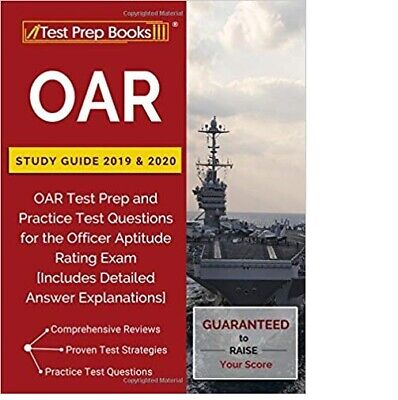 OAR Study Guide 2019 & 2020 by by Test Prep Books (Paperback, April 9, 2019)