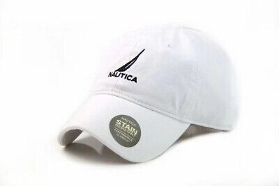 Hot Nautica Hat Blue Casual Adjustable Tennis Driving Sport Baseball Cap Unisex