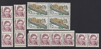 USA No.25  COLLECTION OF (16) STAMPS USED