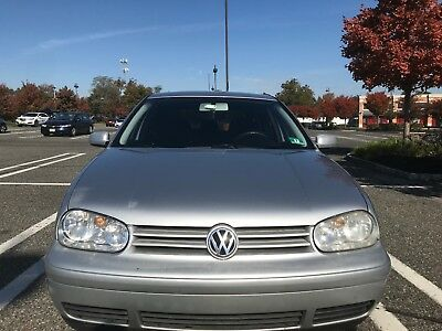 2002 Volkswagen Golf GLS Hatchback 4-Door 2002 VW Golf TDI
