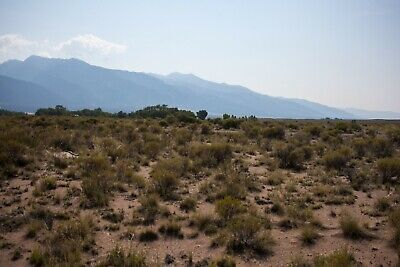 2 Acres near Crestone, CO. Beautiful Mountain Views, Peace and Quiet.