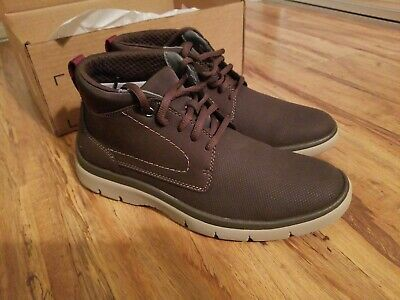 CLARKS Mens Shoe Shoes 26129699 Tunsil MID