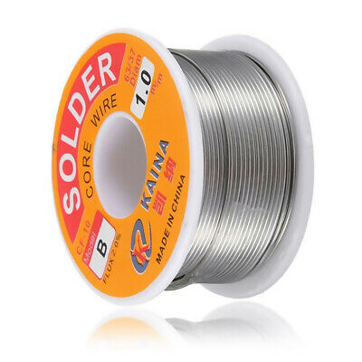 0.5/0.6/0.8/1mm Tin Lead Solder Wire Melt Rosin Core Soldering Wire 50G 23ft