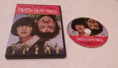 Drop Dead Fred (DVD, 2003) Rare OOP Phoebe Cates Official Region 1 USA Release