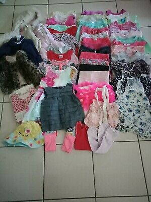 Lot A Baby Girls Clothes Size 0