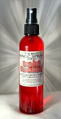 Wiccan Spell Spray for Attraction - Love Potion -  Enhancement - Love - Crush