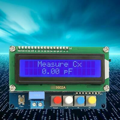 High Precision Digital Capacitance Meter Inductance Meter Teste LC100-A  LC100-S