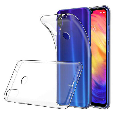 Coque Silicone TPU Clear gel Ultra Fine Xiaomi Redmi Note 7/ Redmi Note 7 Pro