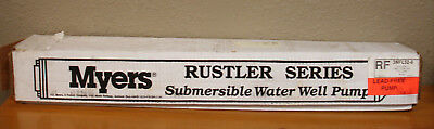 Myers 3NFL52-8 Rustler 3-Wire Submersible Pump 1/2 HP 230V