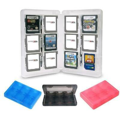 28 in 1 Game Card Case Holder Cartridge Box for Nintendo 3DS XL DSi XL Lite DS