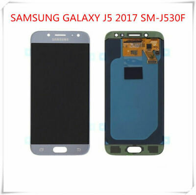 Display Lcd + Touch Schermo Originale Samsung Galaxy J5 2017 Sm-J530F Blu Kit