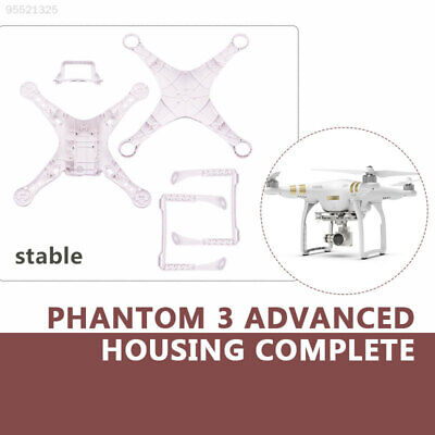 8599 Lightweight Drone Shell Drone Body Shell Bottom Cover 4 in 1 DIY Outdoor