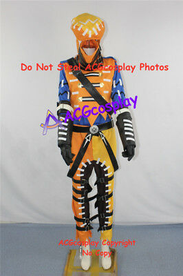 .Hack G.U Azure Kite Cosplay Costume include boots covers