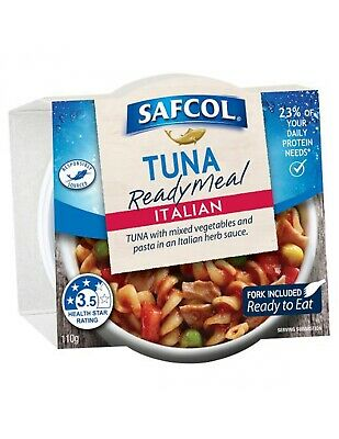 Safcol Italian Tuna Meal 110gm