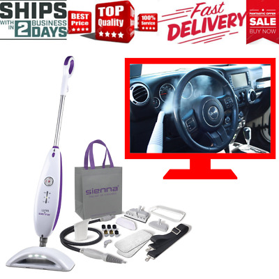 Auto Steam Cleaner >> Car Detailing Steam Cleaner Machine Vehicle Auto Compact