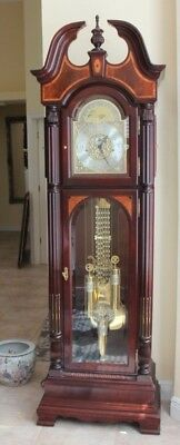 Howard MillerGrandfather Clock  Presidential Collection Jackson 610 884 Charity