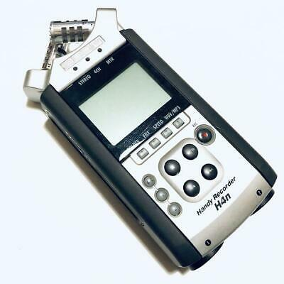 ZOOM H4n 2ch Stereo / 4Tracks MTR Multi Track Recorder From JAPAN