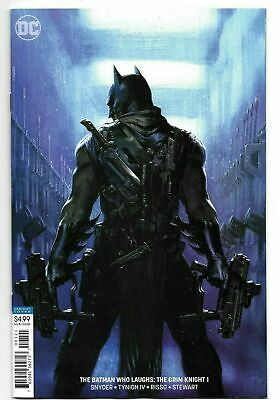 Batman Who Laughs The Grim Knight #1 DC COMICS  Dell'Otto Variant Snyder COVER B