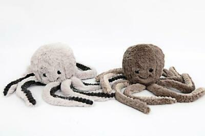 Soft Plush Fabric Octopus Doorstop Each Sold Individually