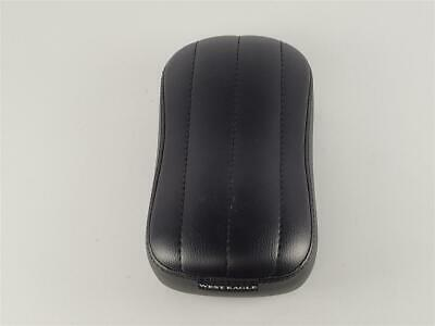 Harley Davidson   West-Eagle EZ Pillion Pad Vertical Black